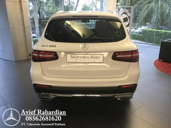 MERCEDES BENZ GLC 200 EXCLUSIVE LINE(8)