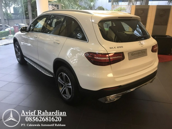 MERCEDES BENZ GLC 200 EXCLUSIVE LINE(9)