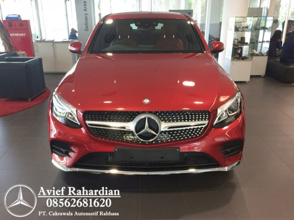 MERCEDES BENZ GLC 300 COUPE AMG LINE (6)