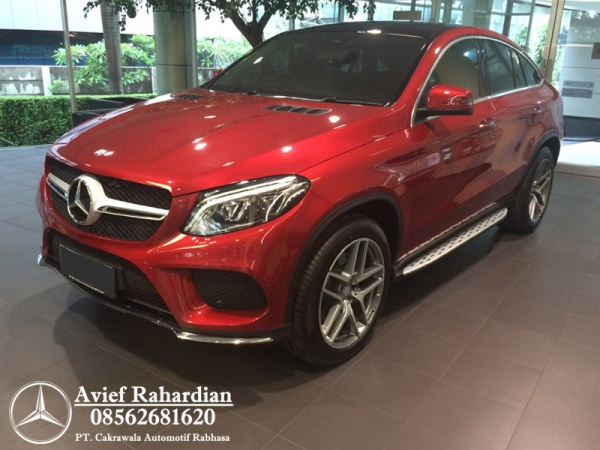 MERCEDES BENZ GLE 400 COUPE AMG LINE (7)