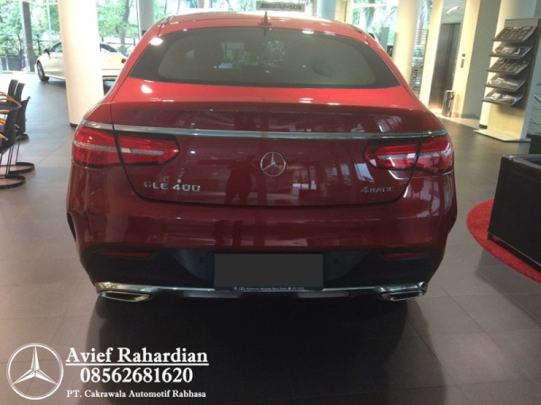 MERCEDES BENZ GLE 400 COUPE AMG LINE (8)