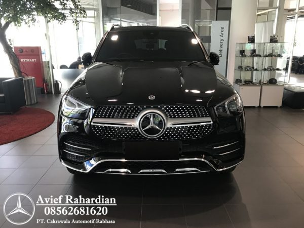 MERCEDES BENZ GLE 450 AMG LINE (1)
