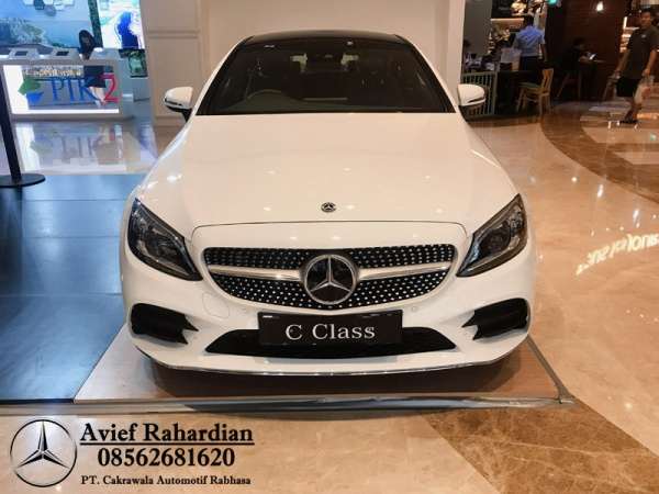 MERCEDES BENZ C 300 COUPE AMG LINE (6)