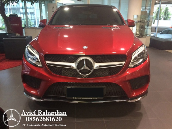 MERCEDES BENZ GLE 400 COUPE AMG LINE (6)