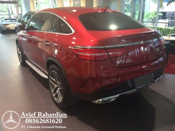 MERCEDES BENZ GLE 400 COUPE AMG LINE (9)