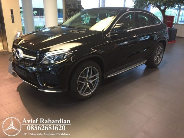 MERCEDES BENZ GLE 400 COUPE AMG LINE (2)